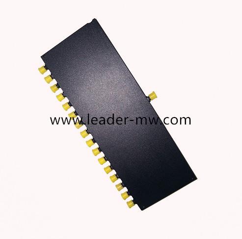 1.6-8G 16way power divider